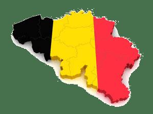 Vaarbewijs Belgie