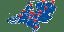 Vaarbewijs cursus locaties