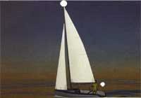 Verlichting boot