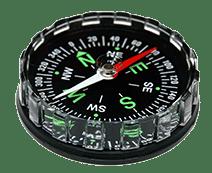 Kompas, variatie en deviatie