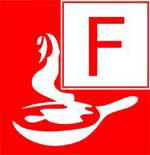 Brand aan boord, de F brand