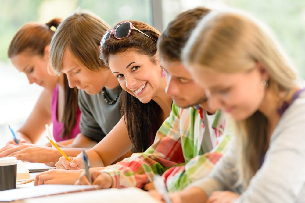 Vaarbewijs halen met meerdere leerlingen