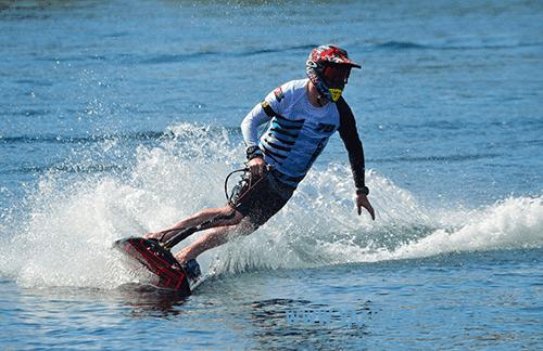 Surfjet of Jetboard - Vaarbewijs nodig?