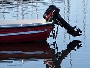 Boot met buitenboordmotor - heb ik hier een vaar certificaat voor nodig?