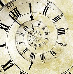 Reserveren vaarbewijs examen een klok die maar blijft doorlopen