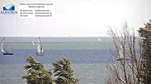 Schaal van Beaufort zo ziet windkracht 4 eruit